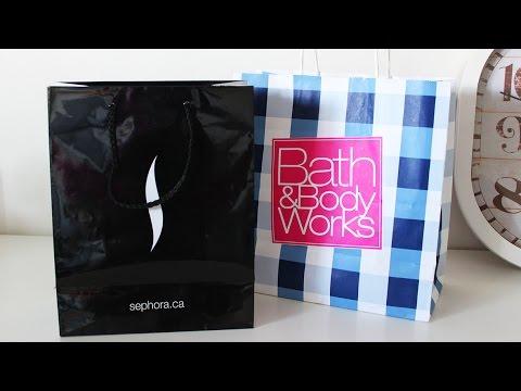 HUGE Haul: Colourpop, Sephora, B&BW, Drugstore...  MakeupAndArtFreak