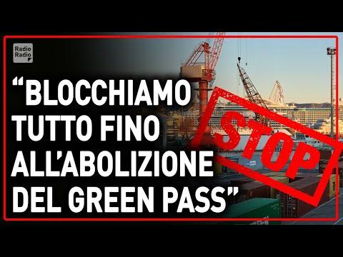 """GREEN PASS, PORTO DI TRIESTE A RISCHIO BLOCCO TOTALE ▷ """"NON CI FERMERANNO COI TAMPONI GRATUITI"""""""