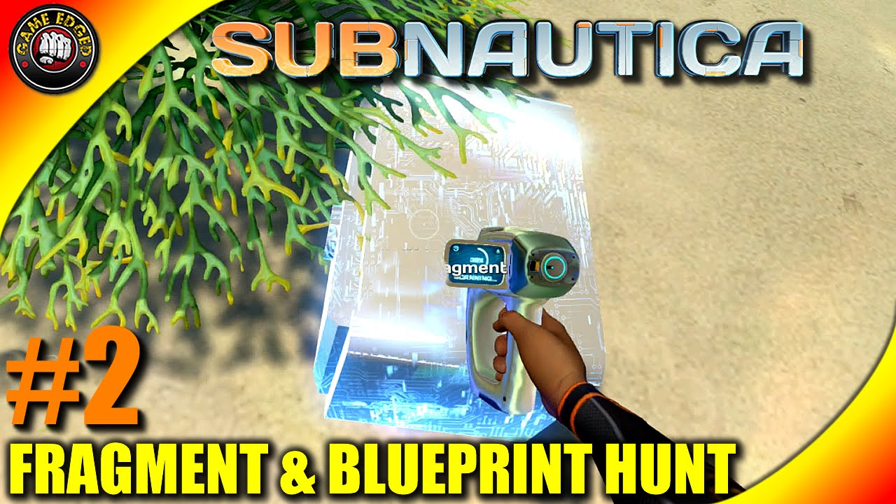 Subnautica lets play ep 2 fragment and blueprint hunt subnautica lets play ep 2 fragment and blueprint hunt subnautica gameplay s2 malvernweather Image collections