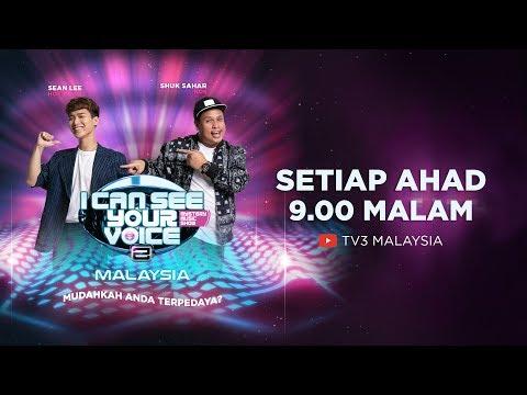 [LIVE] I Can See Your Voice Malaysia (Musim 2) Minggu 12 Bersama Mas Idayu | #ICSYVMY