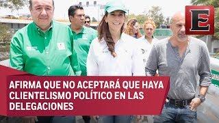 Intentan boicotear evento de Mariana Boy en Venustiano Carranza