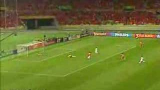 fastest goal ever in world cup