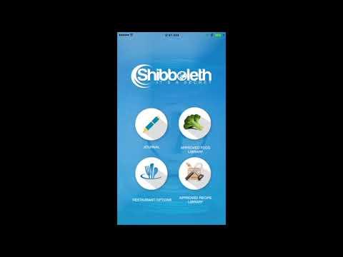 Shibboleth Journal Application Tutorial