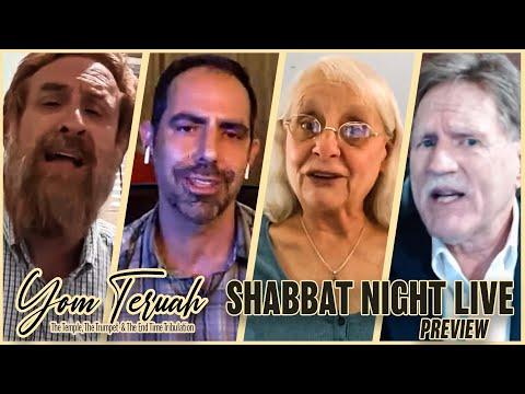 Yom Teruah 2021 Special! | Shabbat Night Live