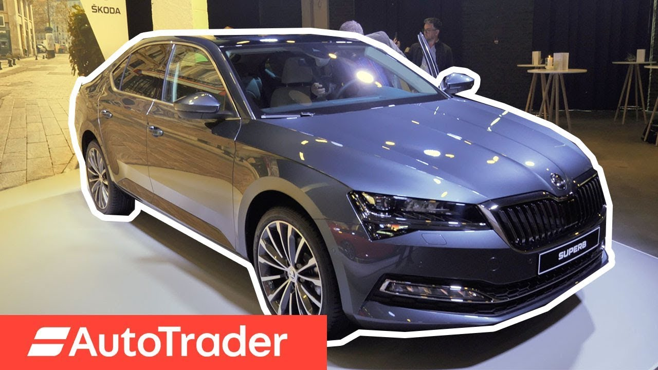 First Look 2019 Skoda Superb And Superb Iv Phev Youtube