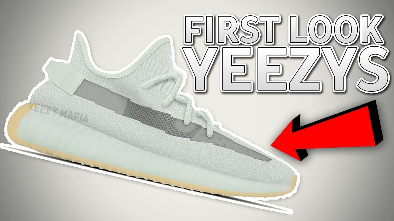 248662c89  FIRST LOOK  YEEZY 350