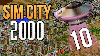 Let's Play SimCity 2000 - ARCOLOGIES - Part 10 ★ (SimCity 2000 Gameplay & Commentary)