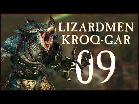 CONFEDERATION - Lizardmen: Kroq-Gar (Legendary) - Total War: