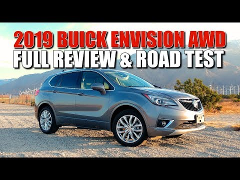 2019 BUICK ENVISION - DETAILED REVIEW & FULL ROAD TEST