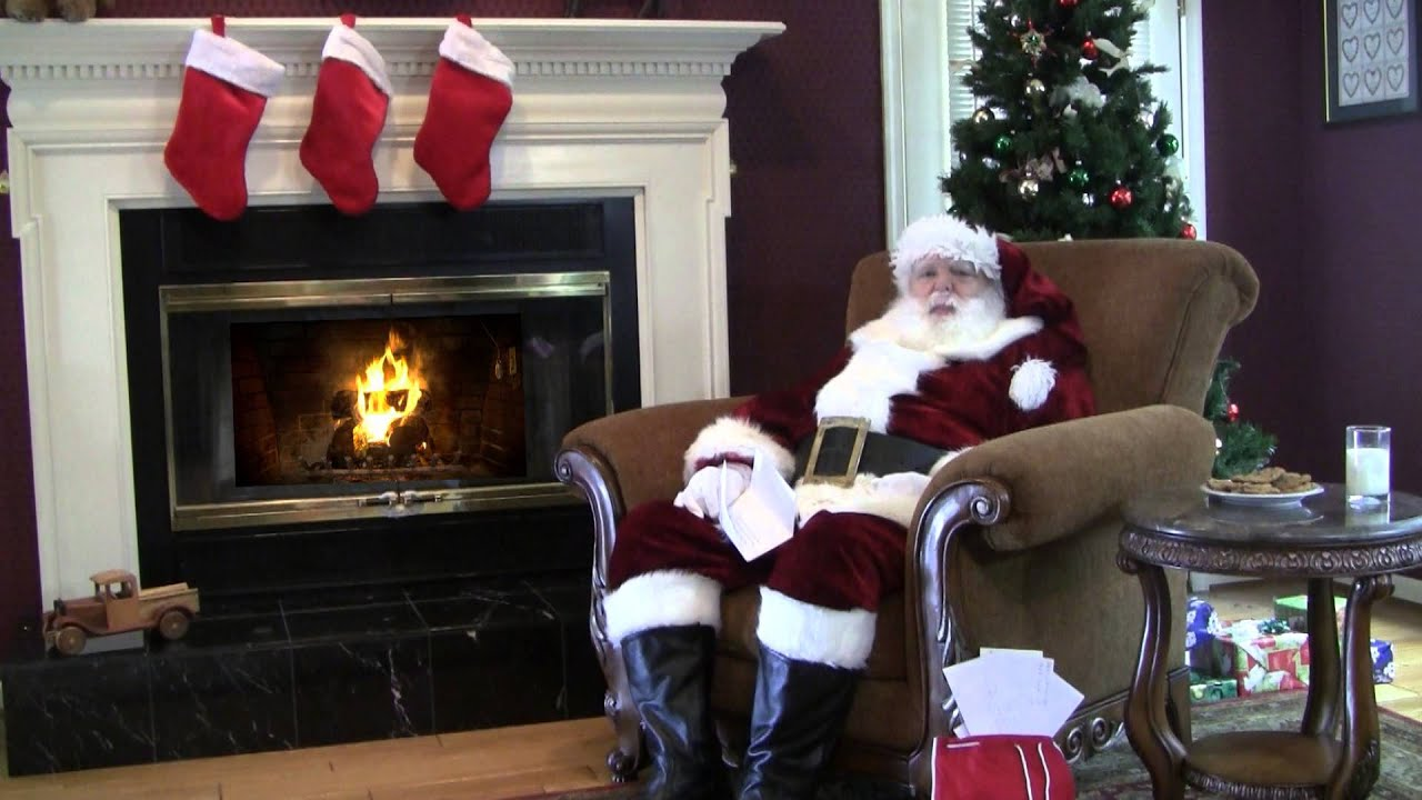 why does santa claus live at the north pole youtube - Where Can I Find Santa Claus
