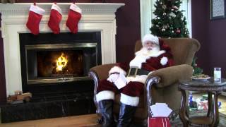 Why Does Santa Claus Live At The North Pole ?
