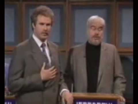 Celebrity Jeopardy -Sean Connery - Video | eBaum's World