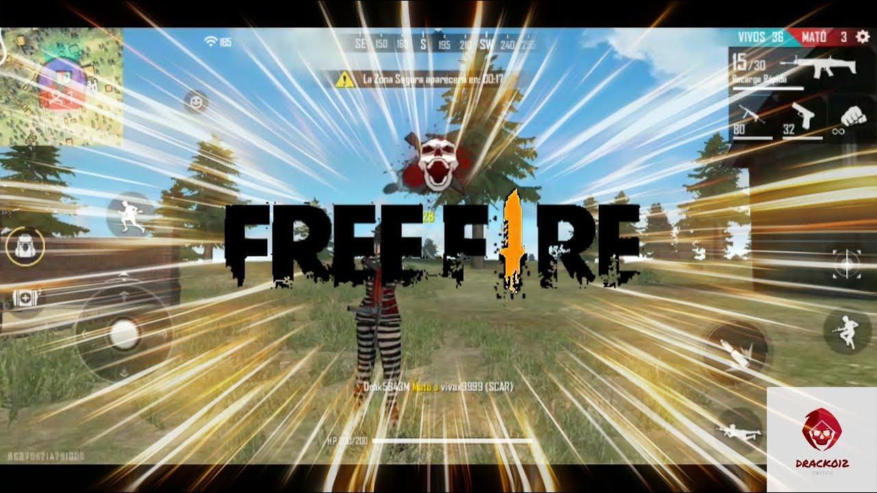 CASI GANO ! // FREE FIRE // EN TWICH