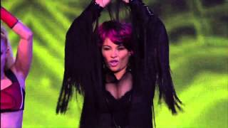 2 Unlimited - No Limit, Tribal Dance, Let the beat control your body (live Cупердискотека 90-х 2014)