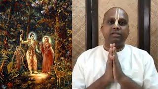Sri Rama Katha By His Grace Sitaram Prabhu