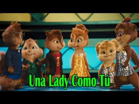 Ardillas - Una Lady Como Tú (Manuel Turizo) | Letra