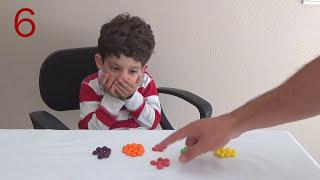 Jason Plays with Skittles