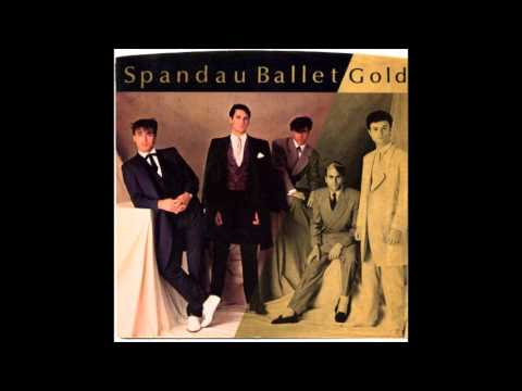 Gold by spandau ballet lyrics