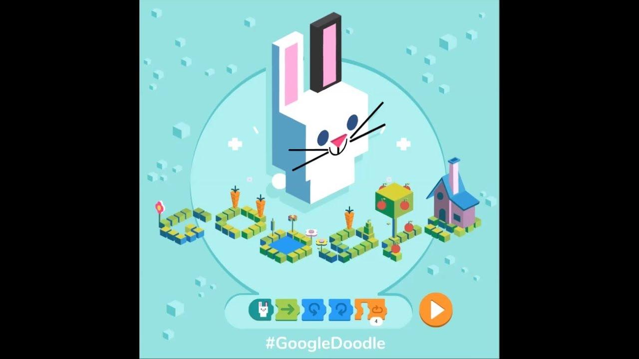 Google的小遊戲:(兒童程式語言 LOGO) - YouTube