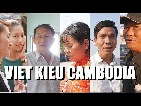 The Vietnamese In Phnom Penh CAMBODIA: Ngoui Viet Kieu Campuchia