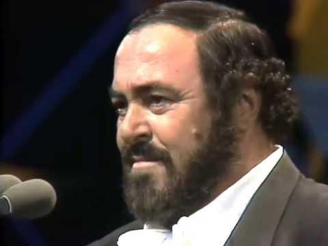 Luciano Pavarotti: 'E Lucevan Le Stelle'