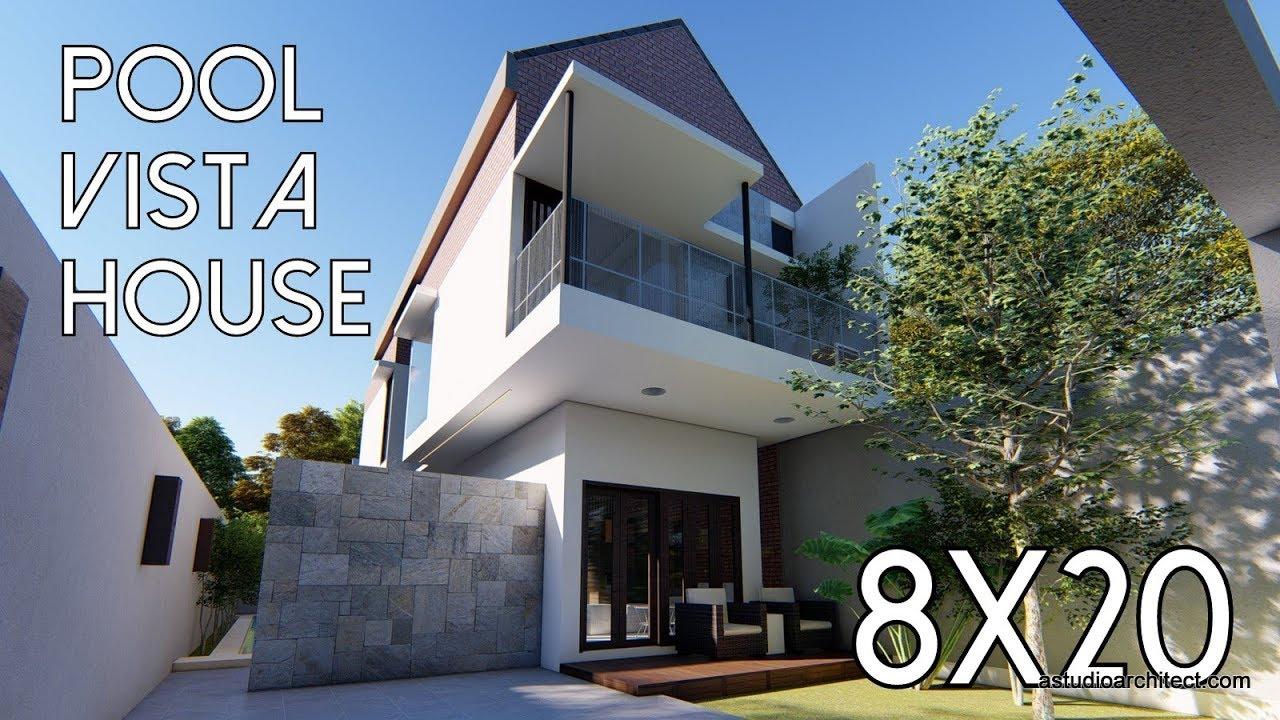 570+ Foto Desain Rumah Minimalis 1 Lantai Ukuran 8X20 Yang Bisa Anda Contoh Download