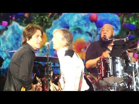 Bill George - Paul McCartney Gets a Little Help from Ringo & Joe Walsh