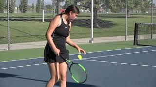 Teen ladies tennis championship | 2020 fiesta days