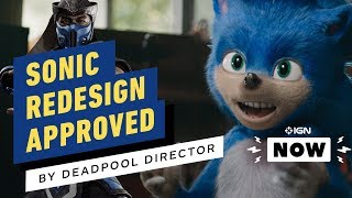 Sonic Movie Producer Says Fans Will Like Redesign - IGN Now