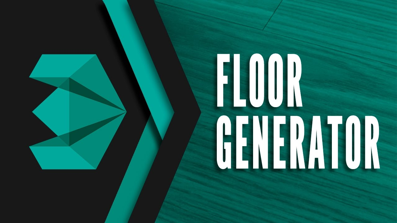 3ds Max Floor Generator Plugin Download - softth-softhb