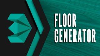 3DS MAX | Floor Generator 1/3 PT-BR