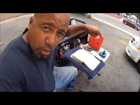 (NEW) FASTEST CYLINDER HEAD RESURFACING TRICK, DIY OLD SKOOL STYLE
