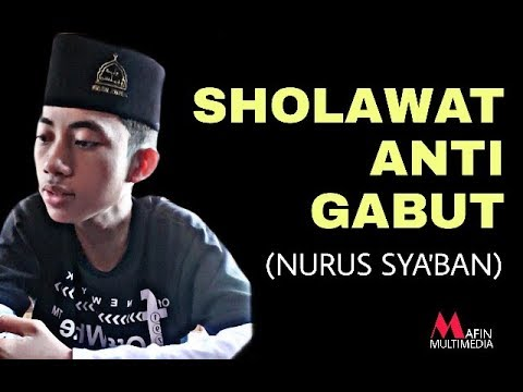 Quot Anti Gabut Quot Nurus Sya Ban Sholawat Burdah