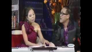 """Saigon TV """" Sống ý nghĩa - Chìa khóa tình yêu"""" với Bích Trâm, GS Quyên Di, cs Bích Vân, cs Phạm Hà"""