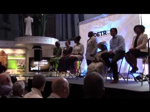 Detroit 67 Community Open House Panel Discussion