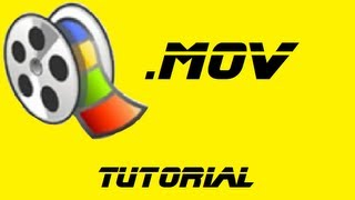 How to Edit .MOV files with Windows Movie Maker