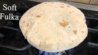 HOW TO MAKE SOFT ROTI/CHAPATI|| SOFT FULKA RECIPE STEP BY STEP ||PHULKA & ROTI| रोटी फुल्का रेसिपी
