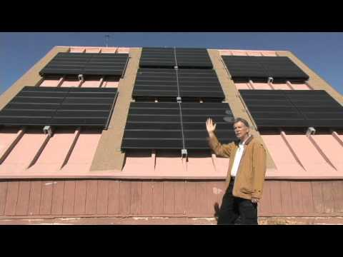 Renewable Energy: Thin Film Solar Panels