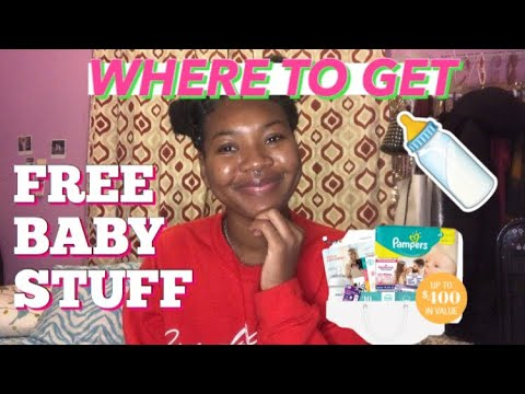 HOW TO GET FREE BABY STUFF IN TORONTO | BABY FREEBIES IN CANADA (2019)