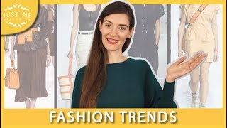 FASHION TRENDS Spring/Summer 2019 + How to Wear Them ǀ Justine Leconte