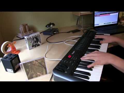 Kyoto ft. Sirah - Skrillex - Live Piano Cover (+original)