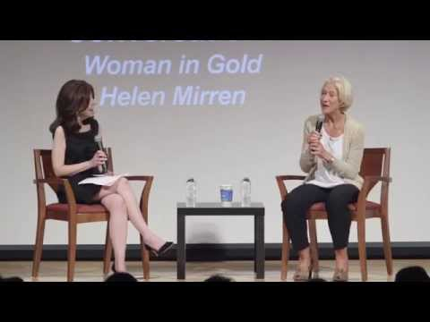A Conversation with Helen Mirren of 'Woman in Gold'