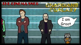 The Cinema Snob: GNARDIANS OF THE GALAXY