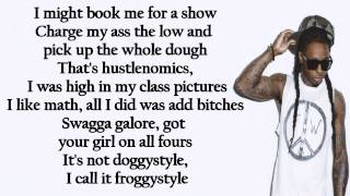 Lil Wayne ft. 2 Chainz - Days And Days (Lyrics) HD [IANAHB2]