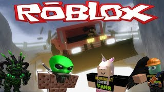 The FGN Crew Plays: ROBLOX - Snow Shoveling Simulator