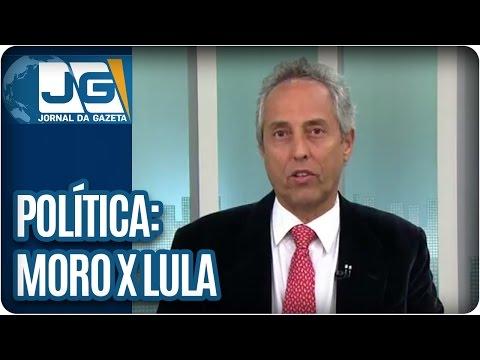 """Bob Fernandes/Em meio à """"Luta do Século"""", Moro x Lula, Janot e Gimar se acusam e juízes avançam"""