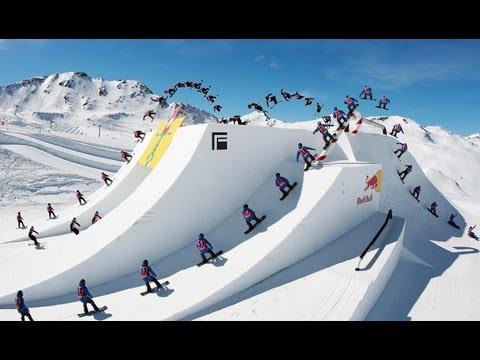 Ski & Snowboard Park Contest - Red Bull Innsnowation 2013 Italy