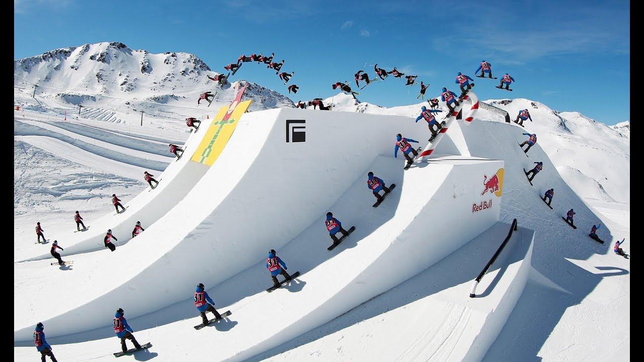 Snowboarding at the 2010 Winter Olympics  Wikipedia