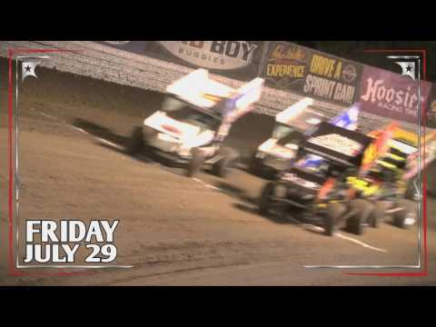 World of Outlaws at Hartford Speedway