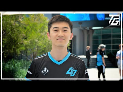 Biofrost explains why Cloud9's draft was strange when he played them
